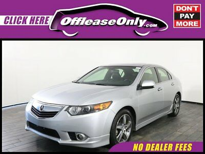 2014 Acura TSX Special Edition Off Lease Only Silver Moon 2014 AcuraTSXSpecial Edition with 36659 Miles