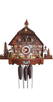Cuckoo Clock Old Farm 5.8896.01.P NEW