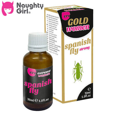Spanish Fly Gold For Women 30ml by Hot Production Adult Toys From GET SEXY