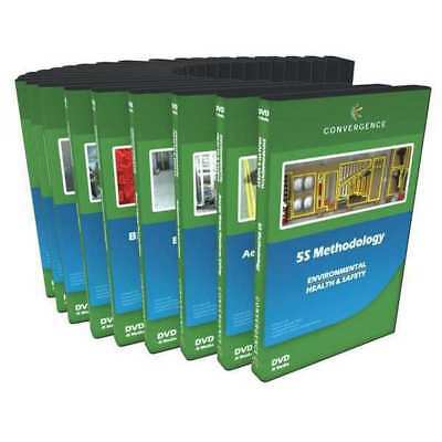 Warehouse Safety,26 DVD Combo