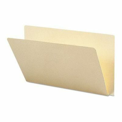 SMEAD 27250 File Folder End Tab, Manila, PK100
