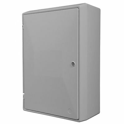 UK Standard Surface Mounted Electric Meter Box (596 x 410 x 220mm)