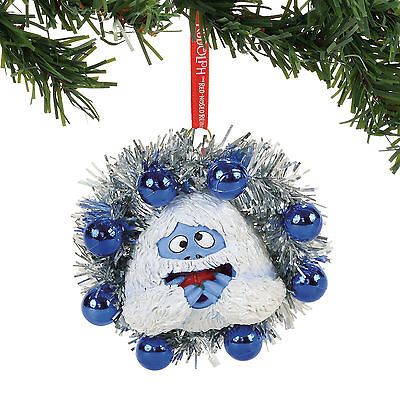 Dept 56 Rudolph 2017 Bumble Wreath Ornament #4057981 NEW FREE SHIPPING 48 STATES