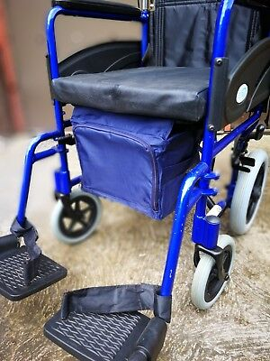 Under Seat Wheelchair Bag - Storage bag for wheelchairs that fits under seat.