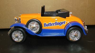 12549 Coin Bank  Liberty Ford Model A Roadster  Butterfinger  Nib