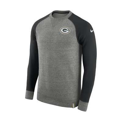 Nike NFL Green Bay Packers AW77 Crew Sweatshirt