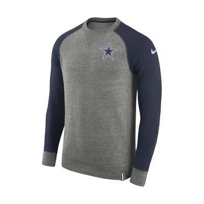 Nike NFL Dallas Cowboys AW77 Crew Sweatshirt