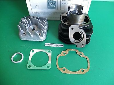 Honda Scooter Sc Gp Zx 50 Pinasco  Big Bore Kit Cilindro Cylinder Zylinder Cc75