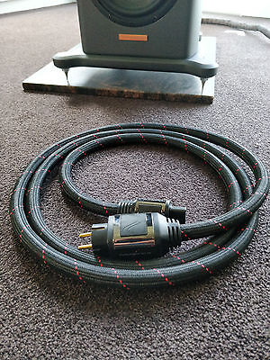 PS Audio AC-10 power cable 3m (plug end to end)
