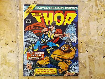 The Mighty Thor - Marvel Treasury Edition #10 - 1976 - Good Condition