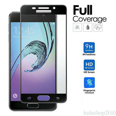 100% Full Tempered Glass Screen Protector Cover For Samsung Galaxy J7 2017 J730