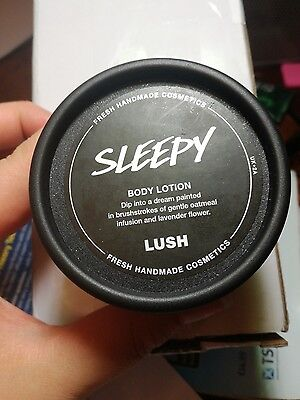 Lush Sleepy Body Lotion  95g New - new In Stock used by 10/2018