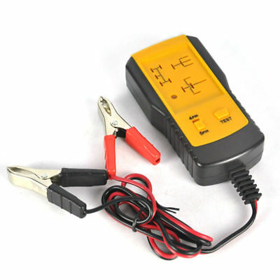 12V Car Automotive Relay Tester Auto Vehicle Electronic Battery Checker.- AE100