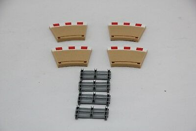 Scalextric Accessories - Borders And Barriers - Rad 2 22.5 Degree Inner - C8280