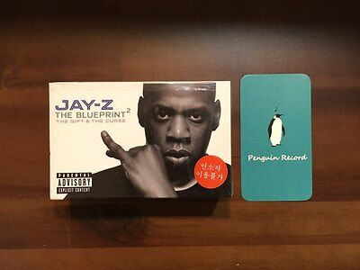 Blueprint 2 gift the curse jay z cd used very good explicit jay z the blueprint 2 the gift and the curse cassette tape sealed malvernweather