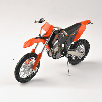 1/12 Orange Motorcycle Model Collection Toy Gift KTM 459 exo Decoration