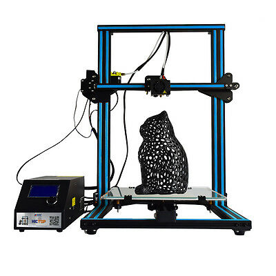 HICTOP CR-10S DIY 3D Printer with Filament Monitor and Dual Z-axis 300*300*400mm