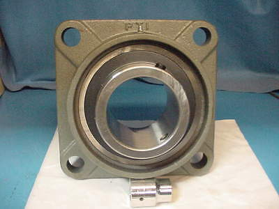 "New PTI 4 bolt Flange Bearing 3 15/16"" FX20"