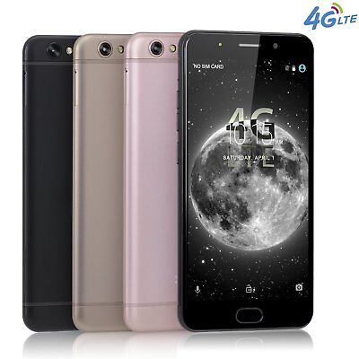 "4G LTE XGODY 6"" Android 6.0 Mobile Phone 2 SIM Smartphone Unlocked 8GB Quad Core"