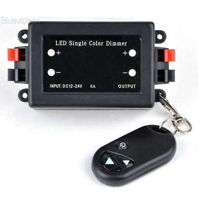Cute Wireless Remote Controller RF Dimmer for 5050/3528 Single Color LED BLLT