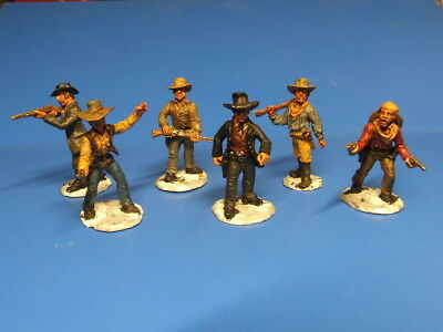 - NEU - Figurenset Wild West, 28mm
