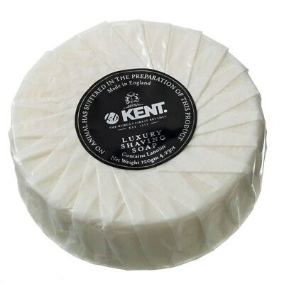 Kent Luxury Shaving Soap 125g Refill Bar SB2