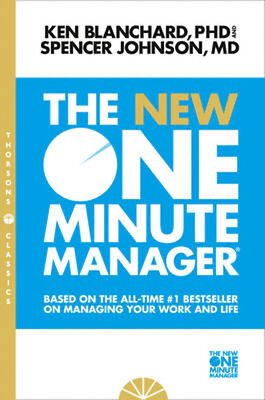 The New One Minute Manager | Kenneth H. Blanchard