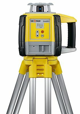 Geomax Zone20 H Laser Level Basic Receiver Package