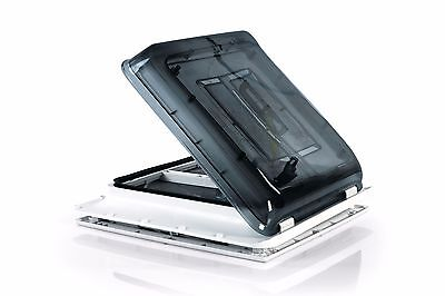 Motorhome Fiamma Vent 160 Crystal Roof Light Fixed Ventilation & Mosquito Net