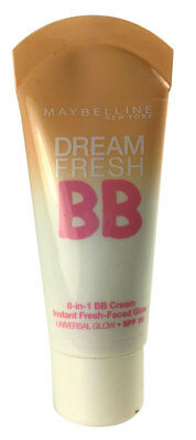 Maybelline Dream Fresh 8-in-1 BB Creme SPF30-Universal Glow