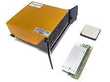 HP AMD Opteron 252 single-core processor - 2.6GHz (800MHz, 1MB L2 cache)