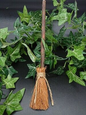 Witches Mini broom Besom Altar spell supplies Pagan Witchcraft  broom natural