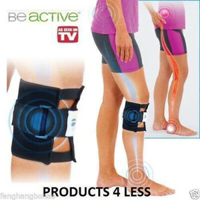 New Active Brace Point Pad Leg Back Pain Acupressure Sciatic Nerve Be USA Seller