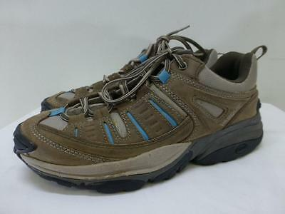 Vasque Scree Low brown leather training trail hike trek Shoes womens 8.5 M  39