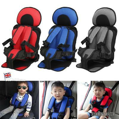 Portable Safety Baby Child Car Seat Toddler Infant Convertible Booster Chair UK