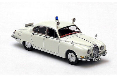 Jaguar S-Type British Police 1965 NEO43948 1:43 Neo scale models