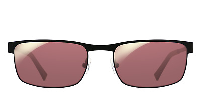 EnChroma Bancroft INDOOR GLASSES - Color Blind Glasses (Black)