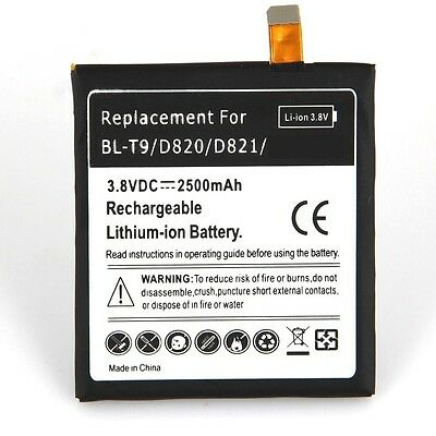 Replacement Battery compatibale with Google Nexus 5 Lg D820 D821 BL-T9