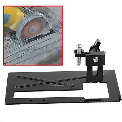 Adjustable Cutting Machine Conversion Tool Metal Angle Grinder Holder DIY Tool