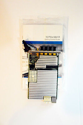 National Instruments NI PXIe-5641 2-Input/2-Output PXI IF Transceiver