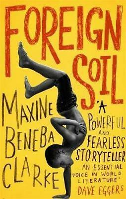 NEW Foreign Soil By Maxine Beneba Clarke Paperback Free Shipping