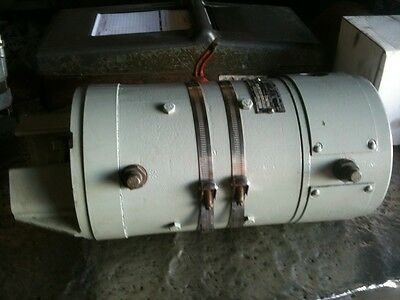 Hyster 361958 /yc-8-2304-Yc Remanufactured Electric Forklift Motor.