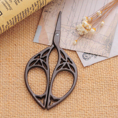 Retro Vintage Classical Stainless Steel Cross Stitch Embroidery Scissors
