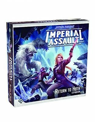Star Wars Imperial Assault Return to Hoth Board Game Free Shipping