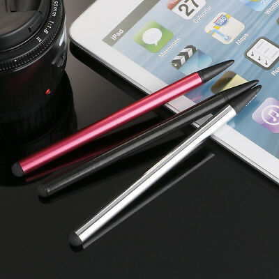 Universal Resistive & Capacitive Touch Screen Pen Stylus Rubber Fine