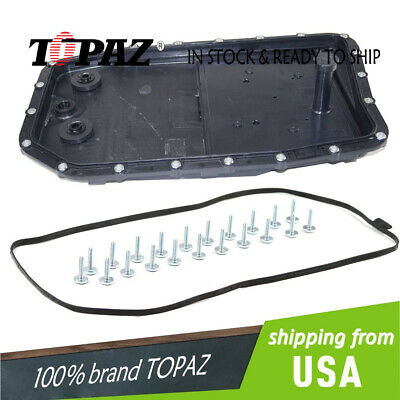 6HP26 Auto Transmission Oil Pan with Filter& gasket& screw X5 550i 24152333903