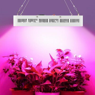 50W LED Grow Light Hydro Full Spectrum Hydroponic Indoor Veg Bloom Plant E27