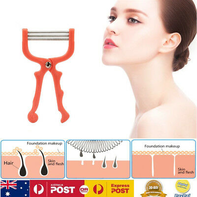 Facial Hair Remover Beauty Tool Face Spring Threading Removal Epilator Epicure