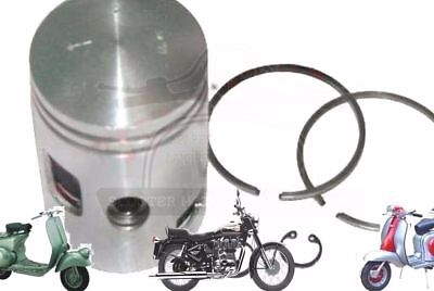 Vespa Piston Kit Assembly 2Ndo S 67.00 Mm Px 200 Px200E Efl Cosa @aud