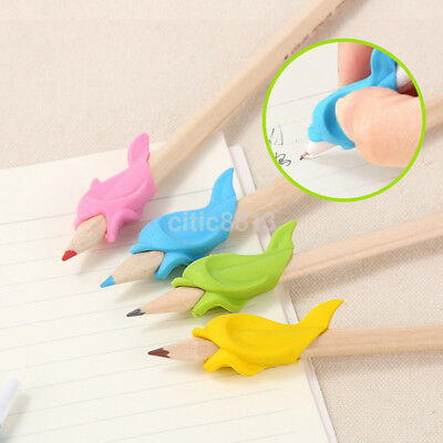 10PCS/Set Children Pencil Holder Writing Hold Pen Grip Posture Correction Tool